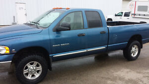 2004 Dodge Power Ram 3500 leather Pickup Truck