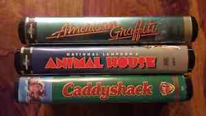 rare 3 special edition vhs - Animal House,Caddyshack,American G West Island Greater Montréal image 3
