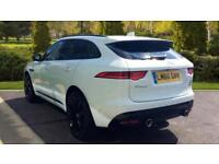 2016 Jaguar F-PACE 3.0 Supercharged V6 S 5dr AWD Automatic Petrol Estate