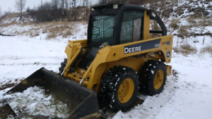 John Deere 320 Skid Steer/Bob Cat