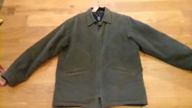 Mens GANT Designer Jacket Size L New without tags