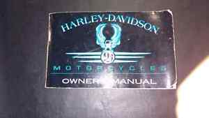 Harley owner manual
