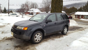 2002 Saturn VUE Hatchback
