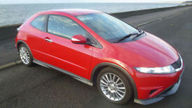 Honda Civic 1.4i-VTEC 2009MY Type S
