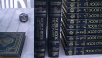 A full set of a-z world book mint condition