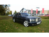 Bentley Arnage 6.8 auto Red Label, Royal Blue, FSH, 62500 miles