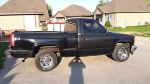 Truck for sale  as is runs good lots of new parts