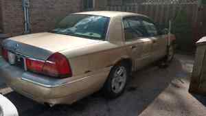 2000 Grand Marquis. Parting out