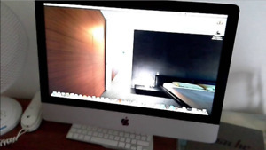 Imac (late 2013) 21 inch very good condition