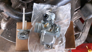 Yamaha TTR 125 carb and fuel valve