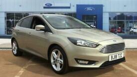 image for 2018 Ford Focus 1.0 EcoBoost 125 Titanium 5dr Petrol Hatchback Hatchback Petrol