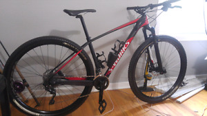 Specialized S-works carbon 29er