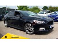 2018 Ford Mondeo 2.0 TDCi 180 ST-Line 5dr Manual Diesel Hatchback