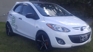 Mazda2 very clean
