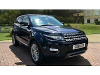 2011 Land Rover Range Rover Evoque 2.2 SD4 Prestige 5dr (Lux Pack Automatic Dies