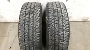 2 - LT265/75RX16 MICHELIN LTX AT2 10 PLY Prince George British Columbia image 1