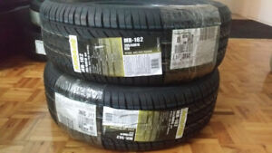 Summer tires x 2 MIRAGE 205-60-R16