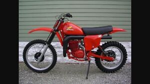 Wanted -CR 250 1978 - 1979