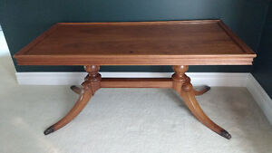 Duncan Phyfe coffee table REDUCED