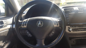 ACURA TSX WITH NAVIGATION