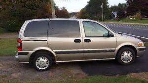 2002 Chevrolet Venture MINI VAN Minivan, Van
