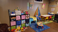 Child Care available in Hespeler
