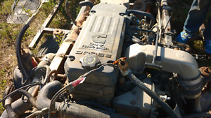 Dodge Diesel engine fore sale.