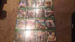 SALE!!!! Xbox one factory sealed games