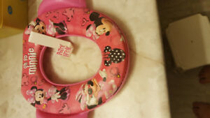 Minnie Mouse Soft Seat with Hook
