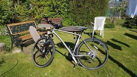 Whyte Hybrid Mountain road Bike Large
