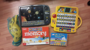Games for kids age 3 to 6 yrs old
