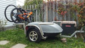 Platinum Motorcycle and Small Size Vehicle Trailer