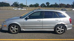 2002 Mazda Protege Protege5 Sport Wagon Familiale