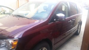 2008 dodge town and country