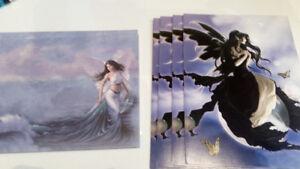 Wizard / Fantasy Greeting Cards - Brand New  - Tree Free