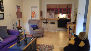 2 Fully Furnished Rooms in 2 Floor House Mile End