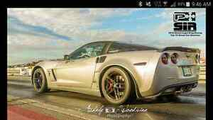 2007 Chevrolet Corvette Z06 supercharged 750 HP