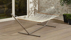 Hammock with Stand ... LIKE NEW!