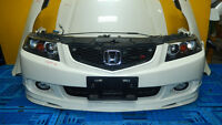 JDM Acura TSX Accord CL7 Euro-R Front Conversion Bumper Hood