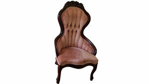 Antique Victorian Chair ( FREE DELIVERY )