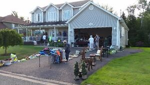Garage Sale to Support Haiti