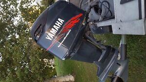 2000 YAMAHA 150 HP OUT BOARD ENGINE