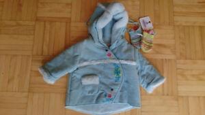 Manteau pour bebe