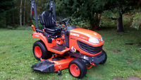 "Kubota bx2370 with 60"" mower deck ""DIESEL"""