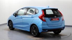 2018 Honda Jazz 1.5 i-VTEC Sport Petrol blue Automatic