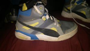 Mens 7.5 Puma shoes