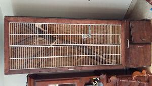 Cage volière