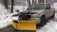 Snow plowing beverbank Sackville area