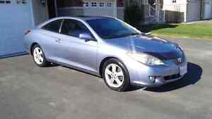 2004 Solara SLE fully loaded