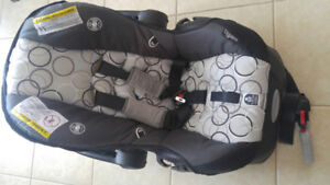 Rear facing infant car seat Expiry date 2020